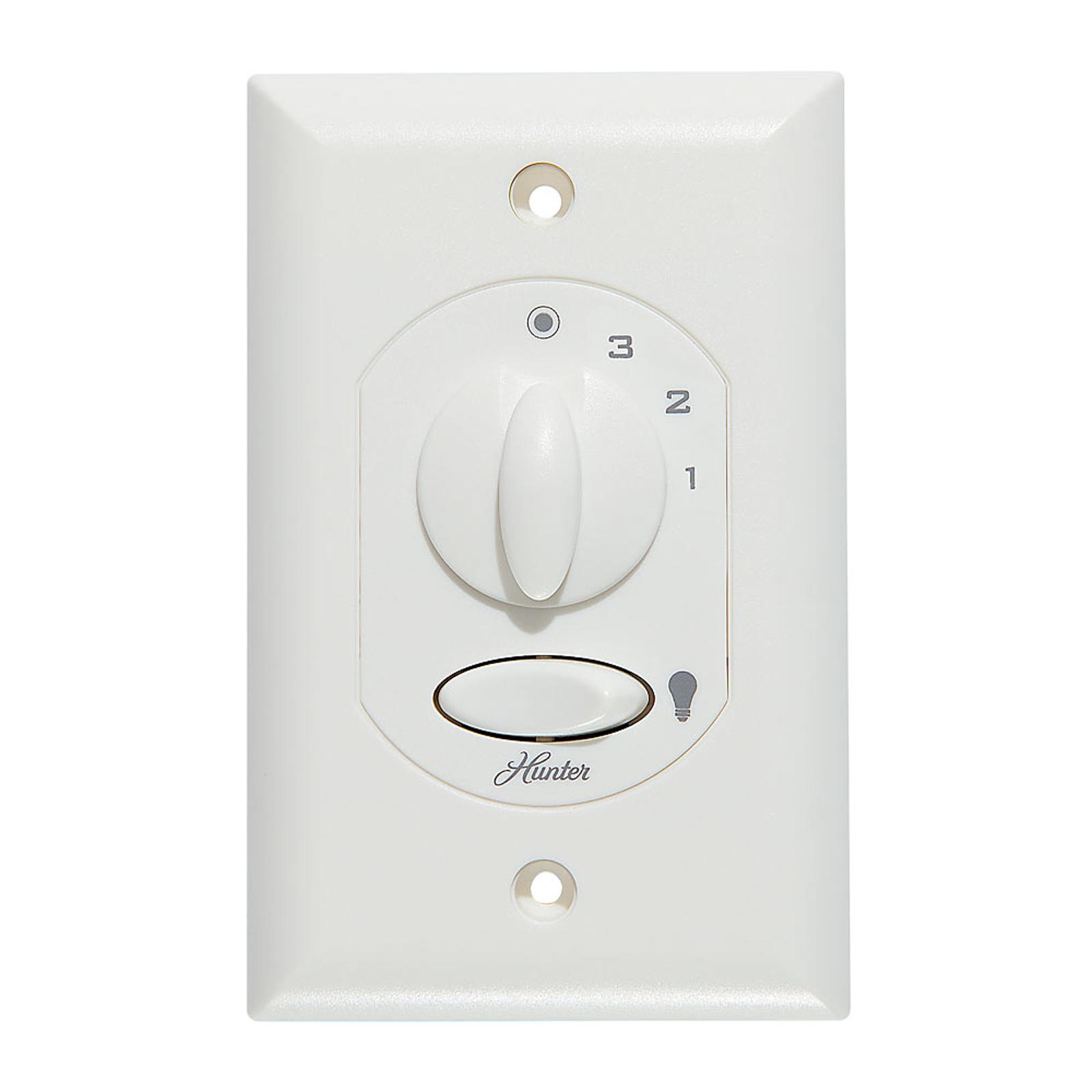 Interrupteur Hunter pour ventilateur à éclairage