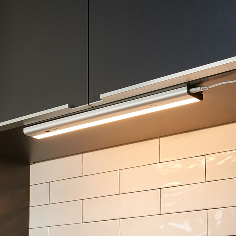 Devin LED-benkarmatur med sensor som bryter