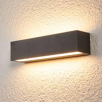 Tilde aplique LED alargado para exteriores, IP65