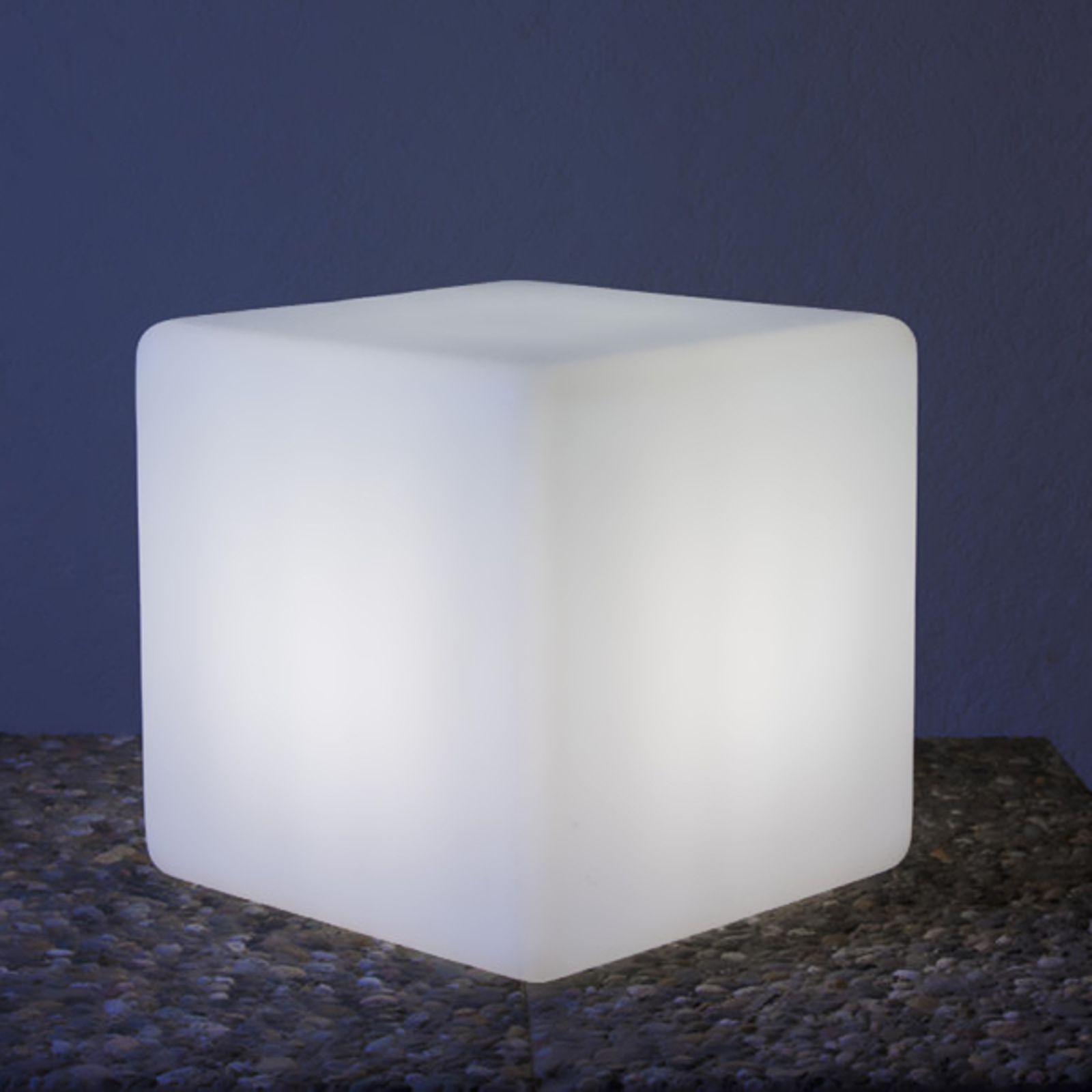 Cube terningelampe i høj kvalitet, 35 cm