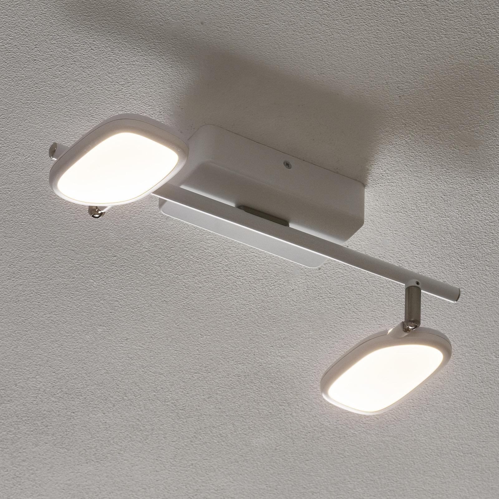 EGLO connect Palombare-C LED-loftspot, 2 lyskilder