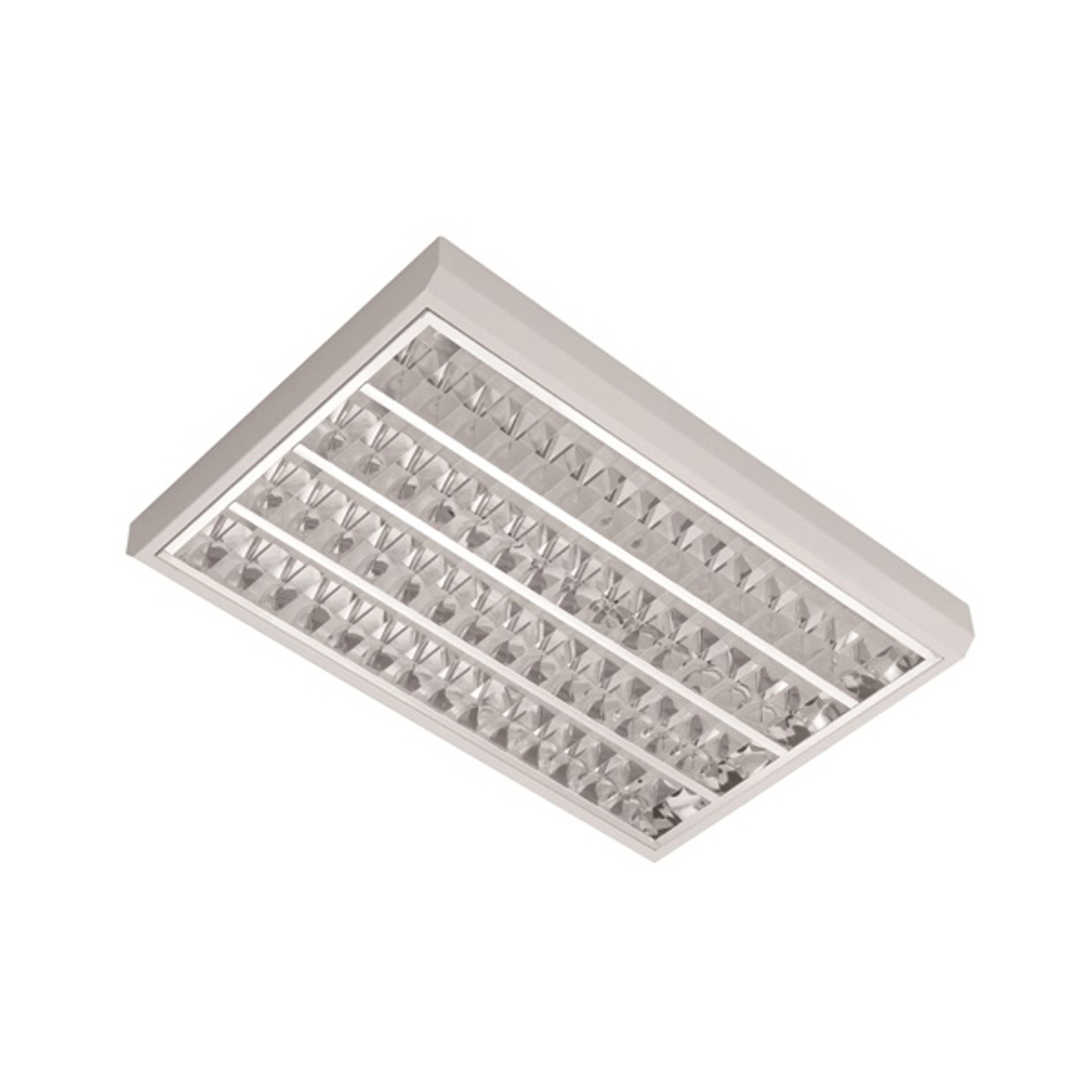 LED-Raster-Anbauleuchte UGR 39 W 4.000 K