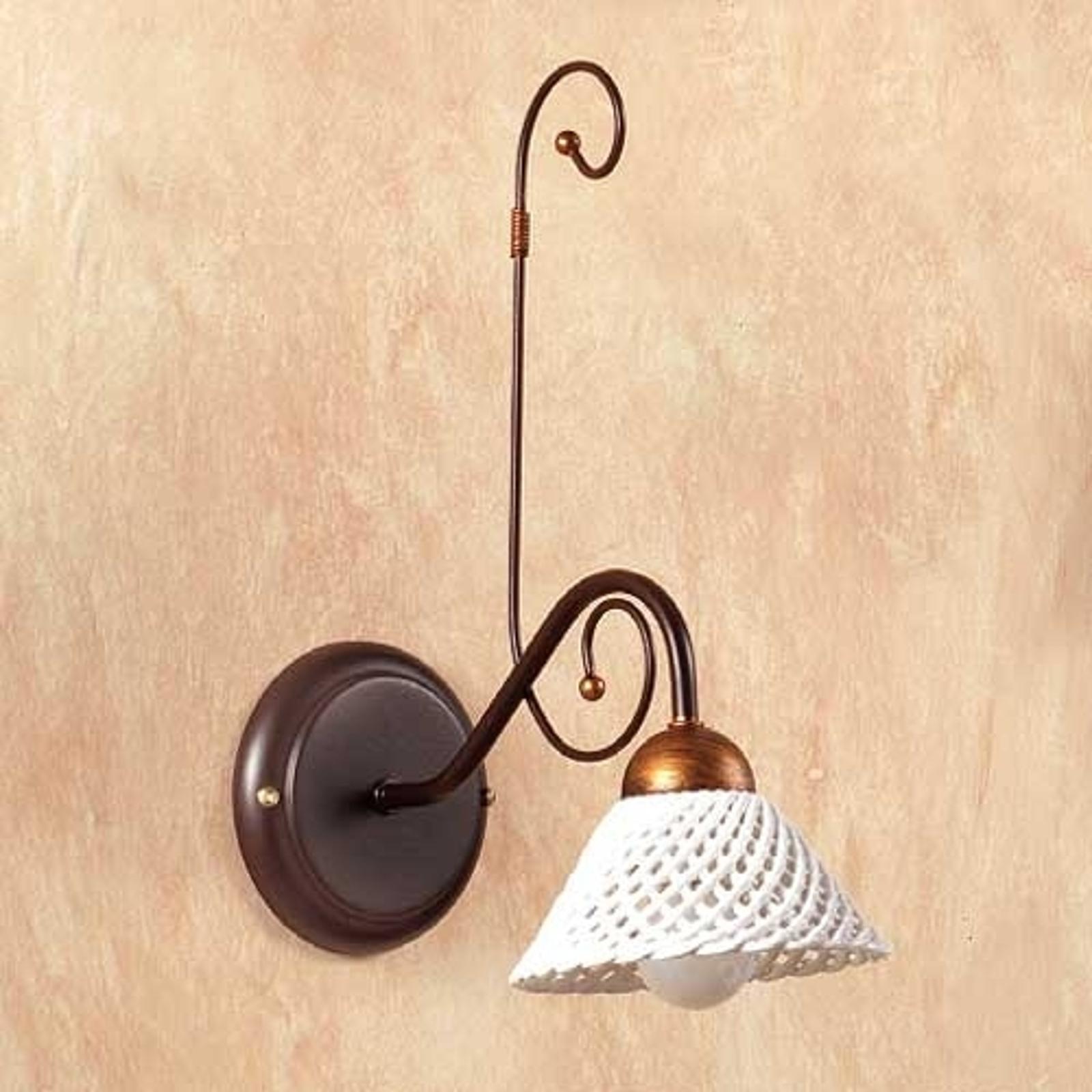 Elegante lámpara de pared RETINA