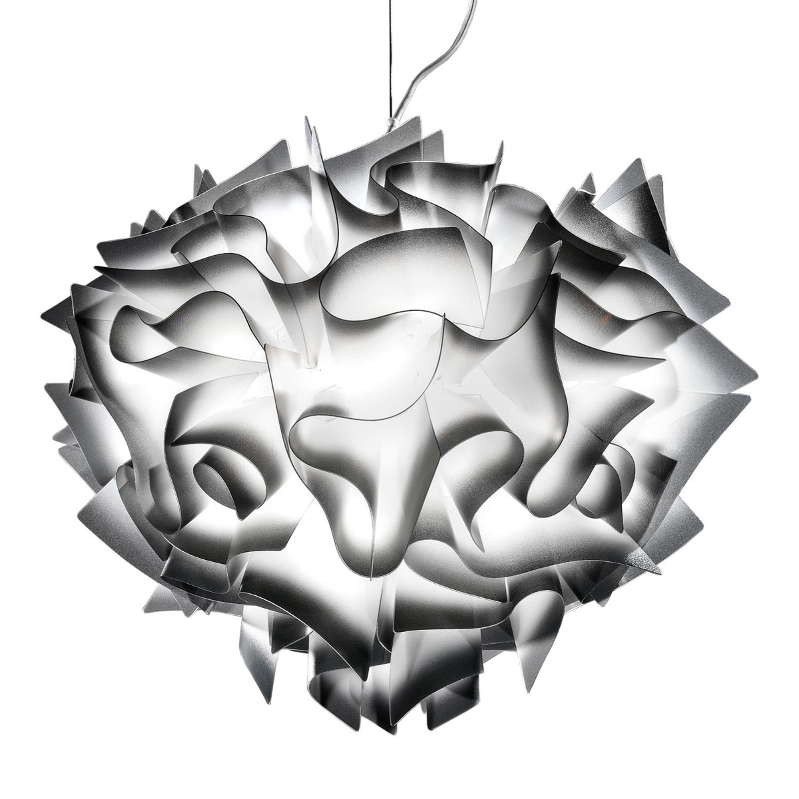 Slamp Veli - design-hanglamp Ø 42cm antraciet