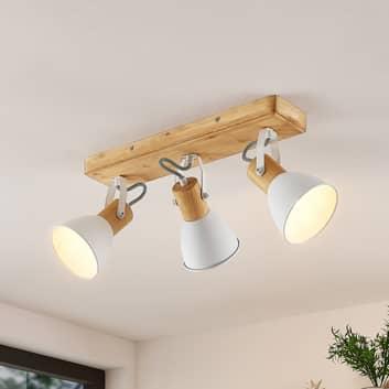 Lindby Merela -kattokohdevalo, 3-lamppuinen
