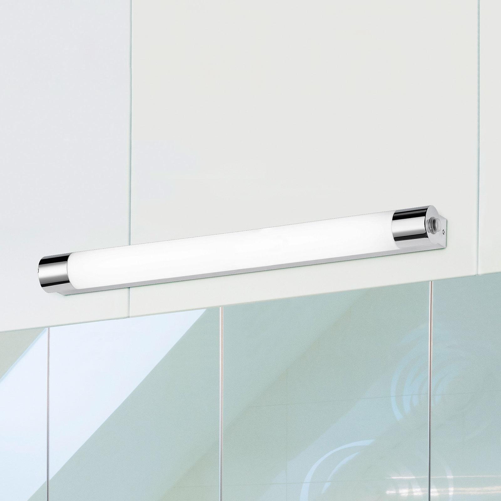 Applique LED Paulien IP44 avec prise de courant