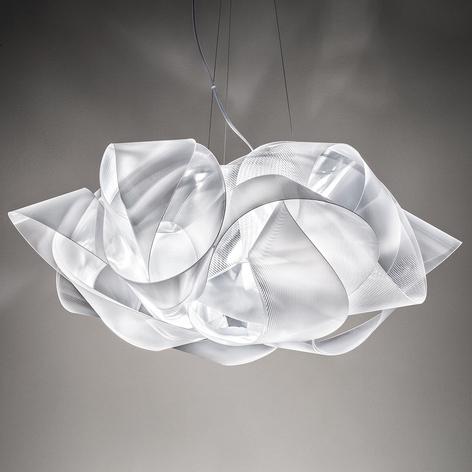 Slamp Fabula - designové závěsné světlo, čiré