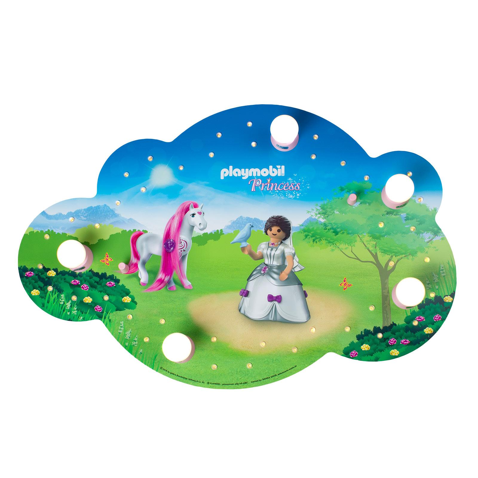 Deckenleuchte Bildwolke PLAYMOBIL Princess
