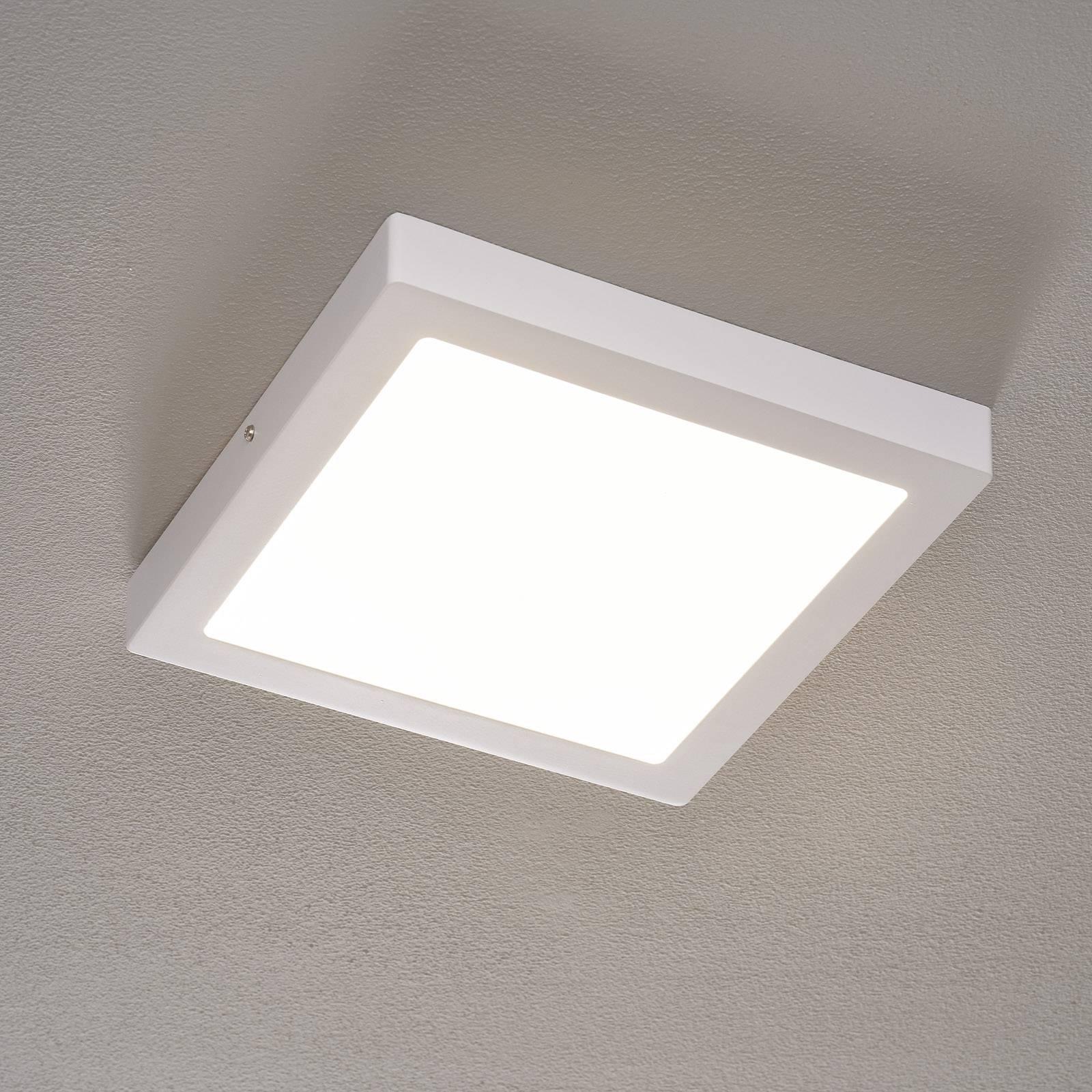 EGLO connect Fueva-C LED plafondlamp 30cm wit