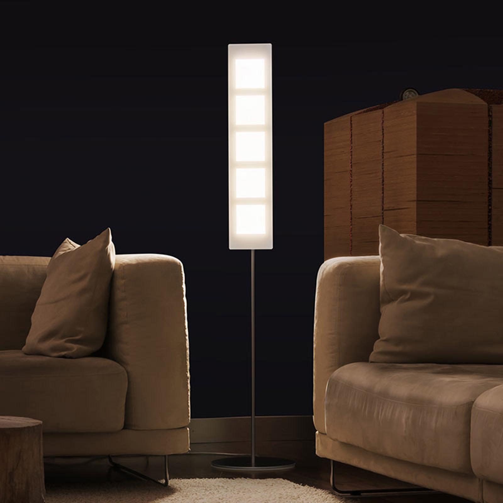 OMLED One f5 stojací lampa bílá