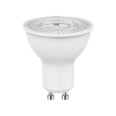 Lampadina LED 830 riflettore ES50 GU10 4,5W 110°