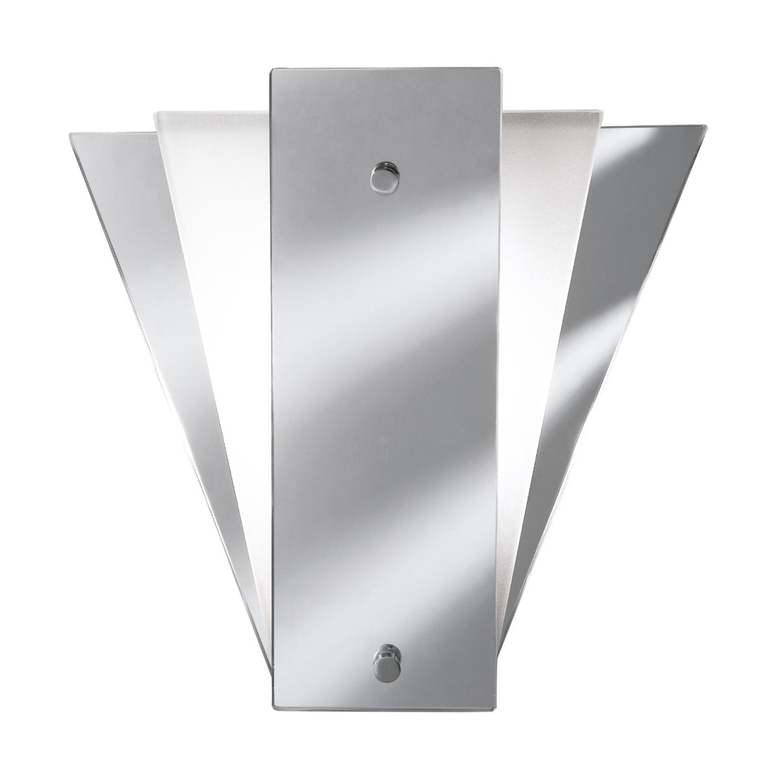 Moderne Speil vegglampe LEWIS, hvit