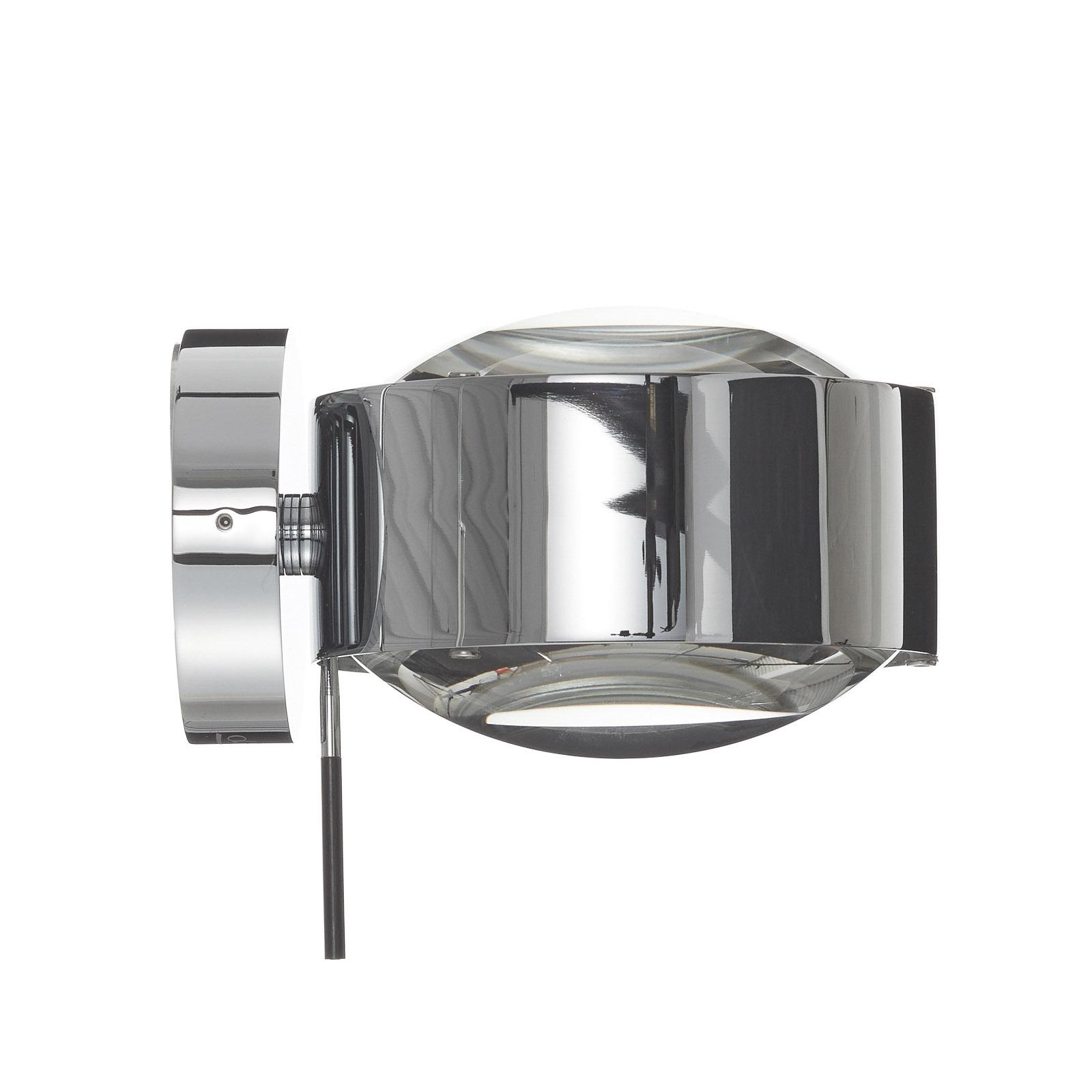 LED-vegglampe Puk Maxx Wall+