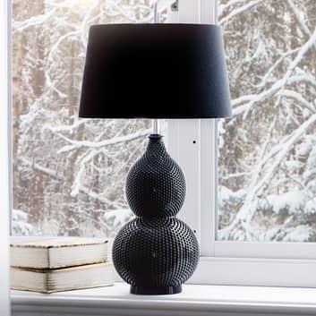 By Rydéns Lofty stolní lampa stínidlo textil černá