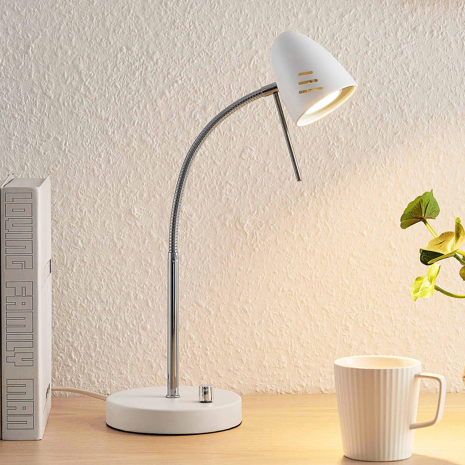 Lindby Heyko LED-bordlampe, dæmpbar