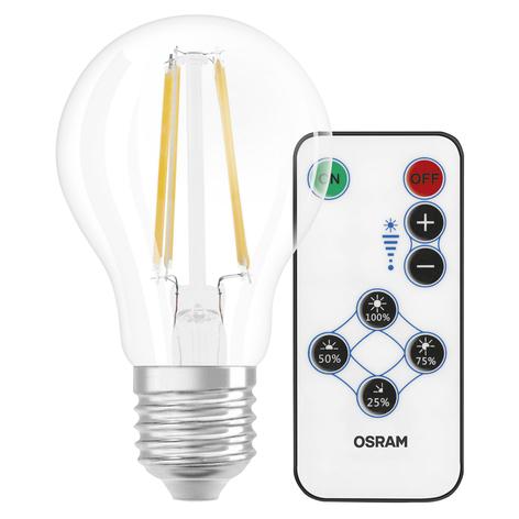 OSRAM LED žárovka 7W 827 Step DIM Remote Control