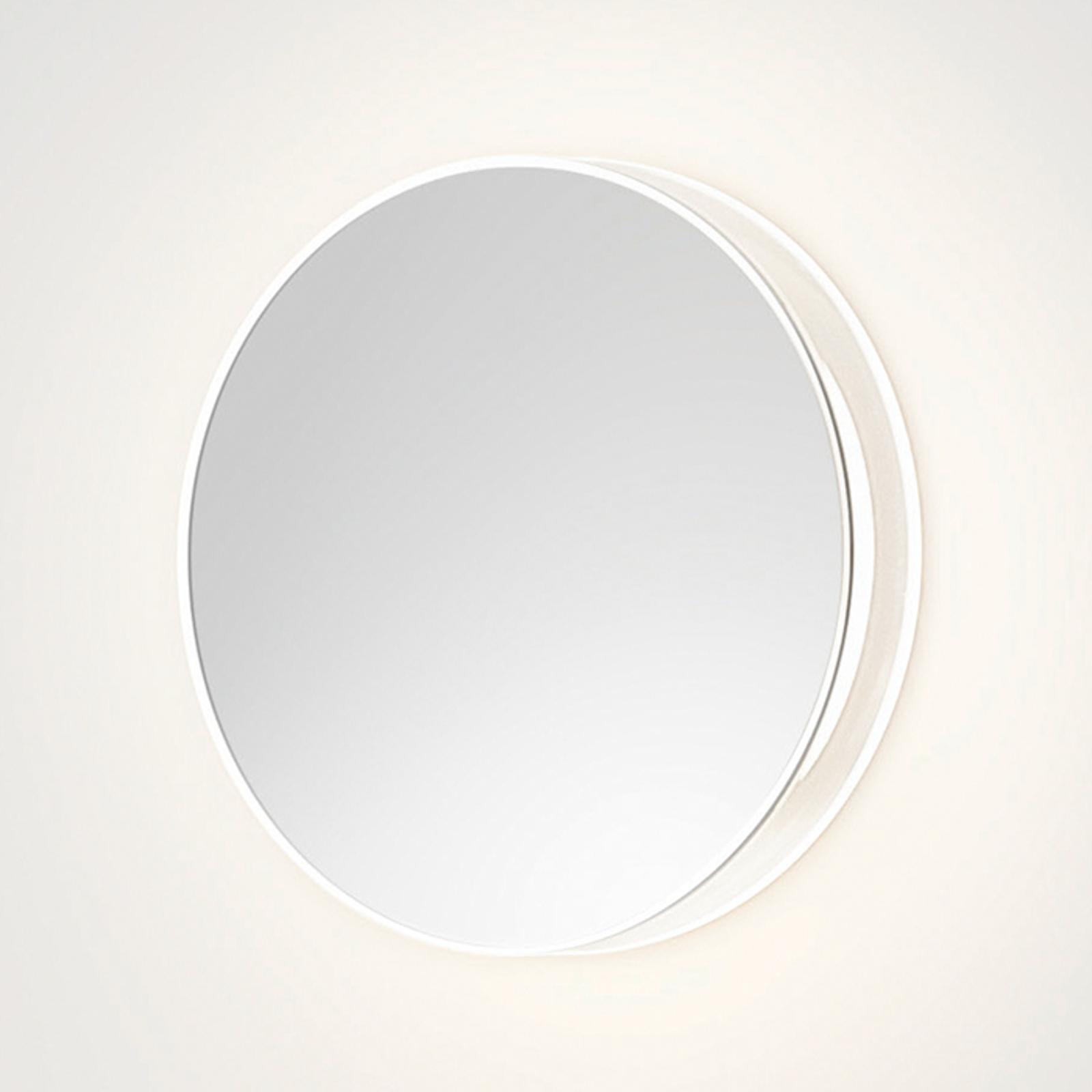 Förspeglad LED-designer-vägglampa Lid