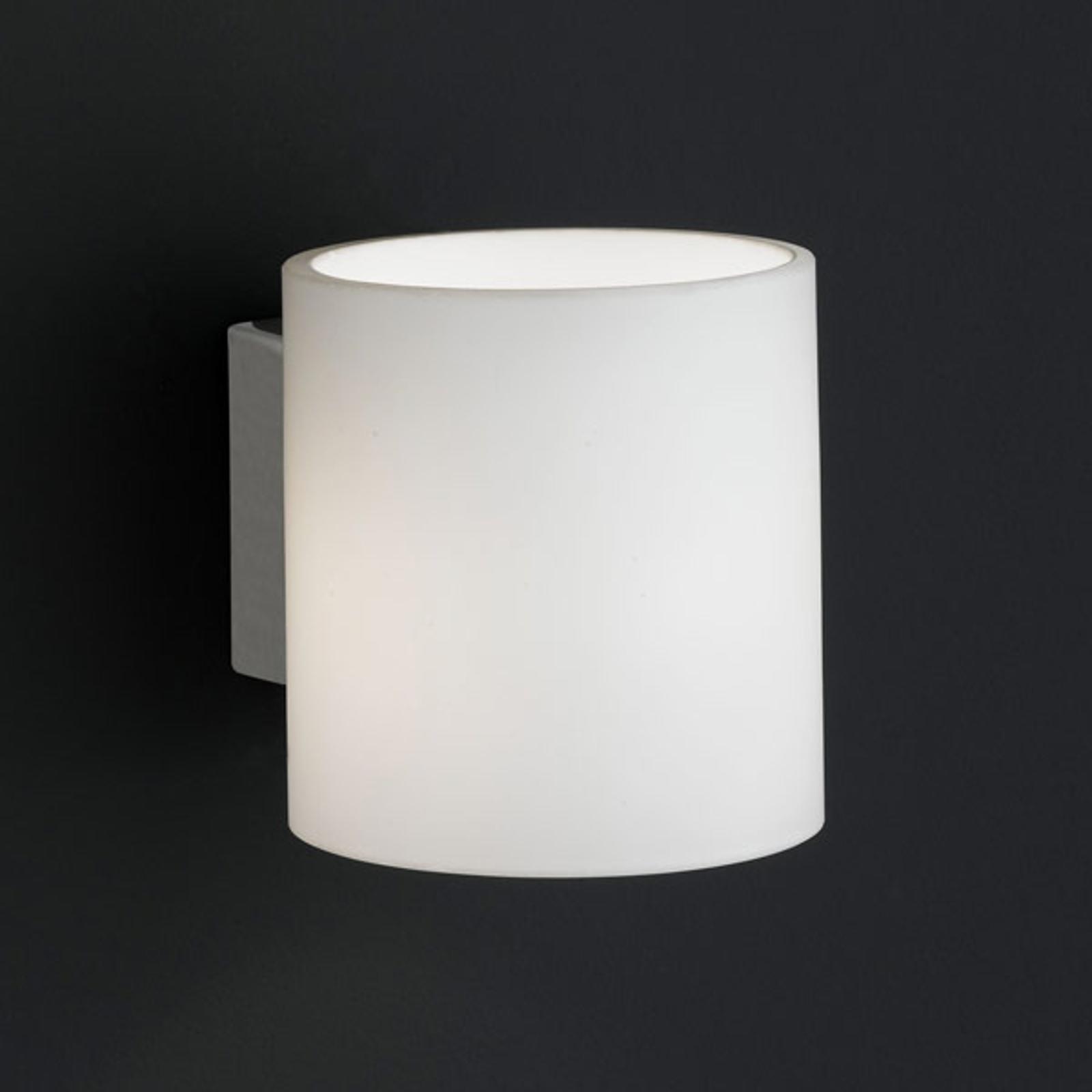 Vegglampe Aquaba med vippebryter