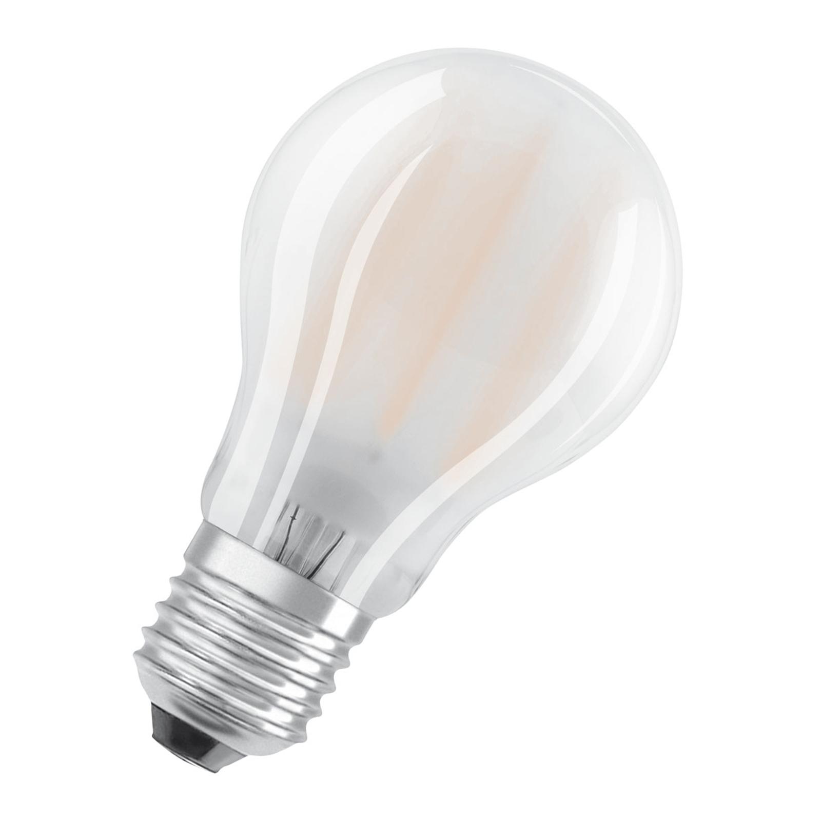 OSRAM LED-Lampe E27 11W Classic A 2.700K matt