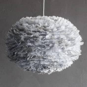 UMAGE Eos large sospensione, grigio chiaro