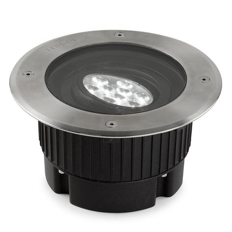 Gea - lampada da incasso per pavimento a LED