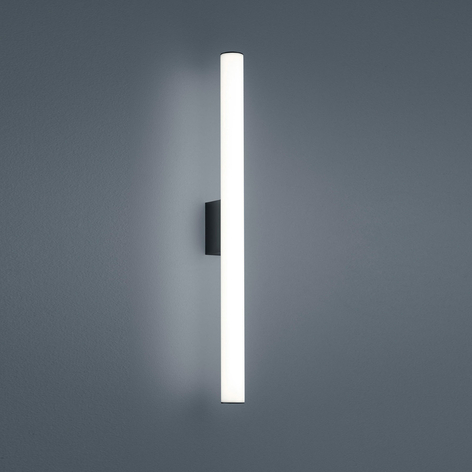 Helestra Loom LED spiegellamp zwart dubbelzijdig