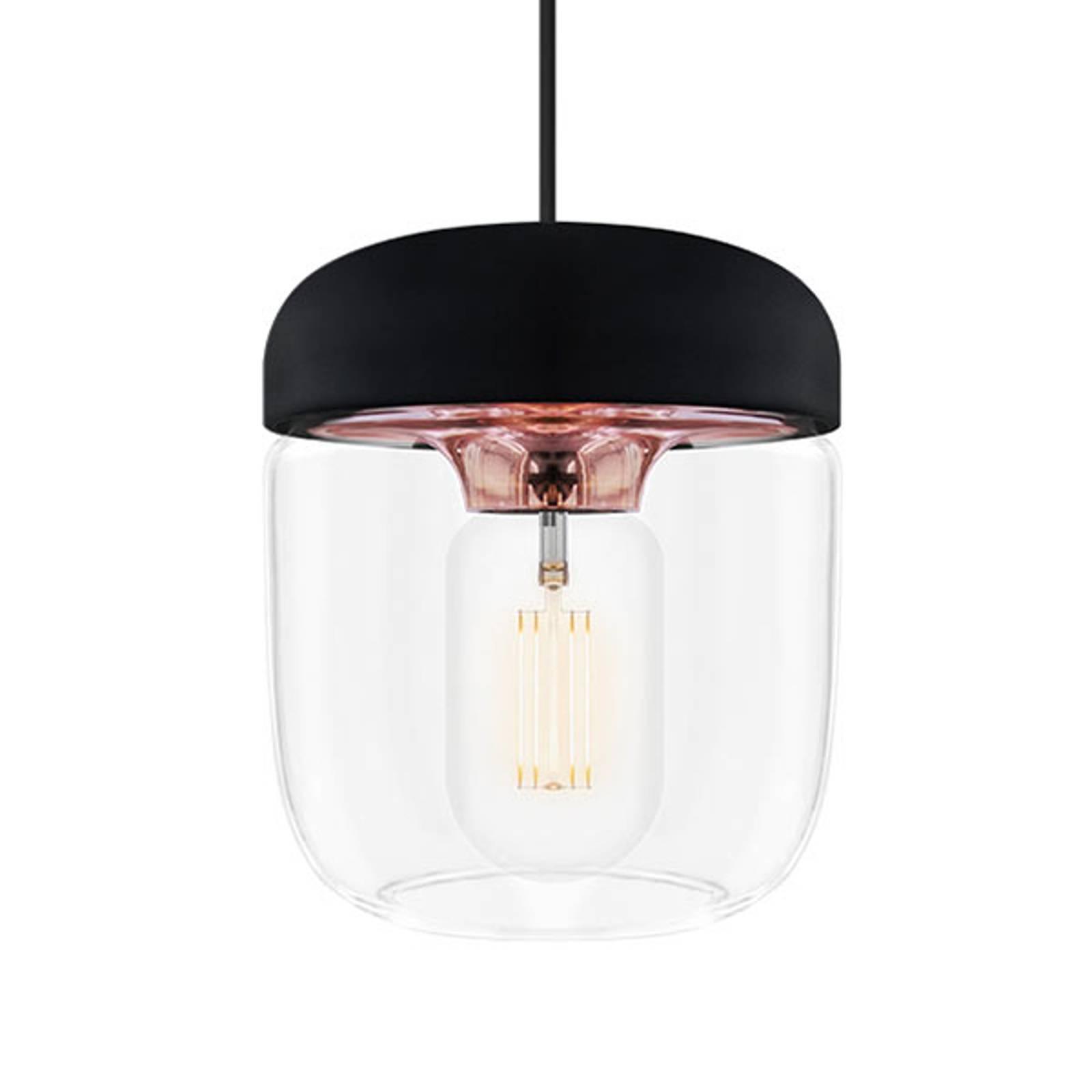 UMAGE Acorn hanglamp zwart/koper