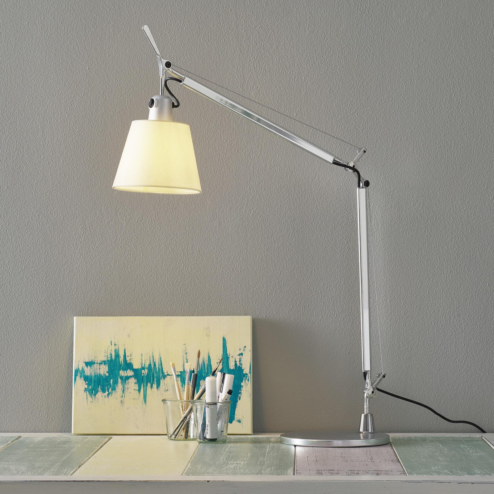 Designer-bordslampa Tolomeo Basculante