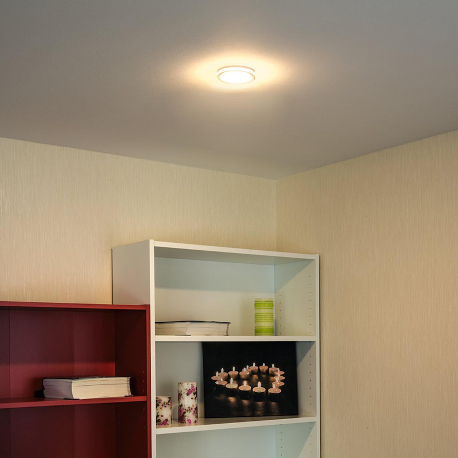 Spot apparent LED rond Biala, Ø 10 cm