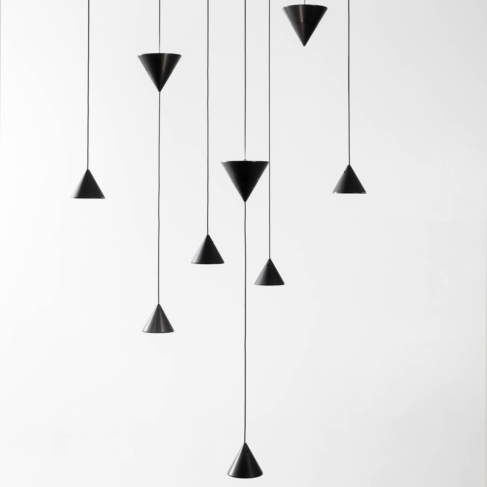 Karman Filomena LED-Hängeleuchte 9fl 2.700K