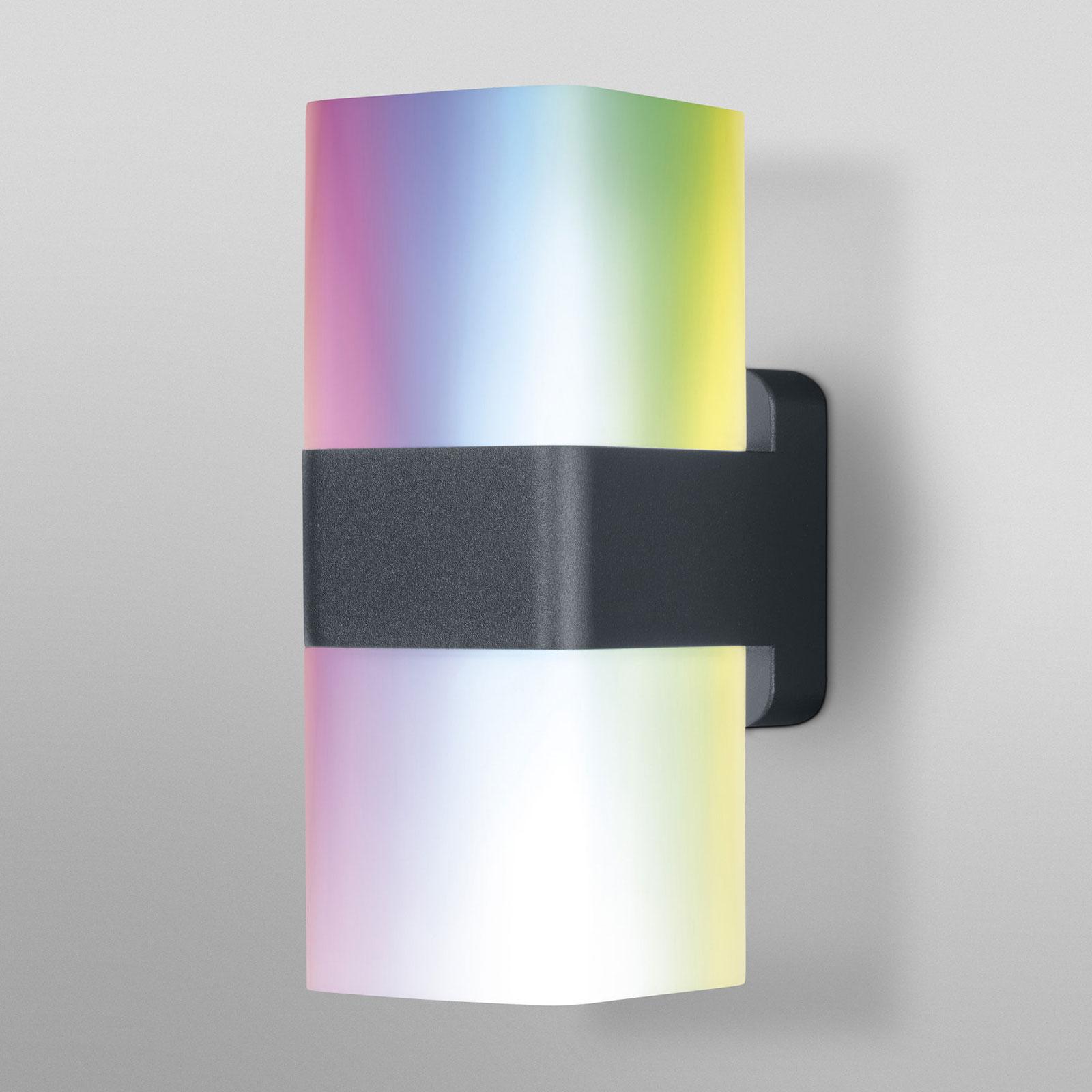 LEDVANCE SMART+ WiFi Cube vegglampe RGBW up/down