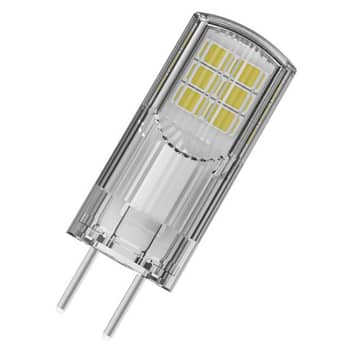 OSRAM LED bispina GY6,35 2,6W, bianco caldo 300 lm