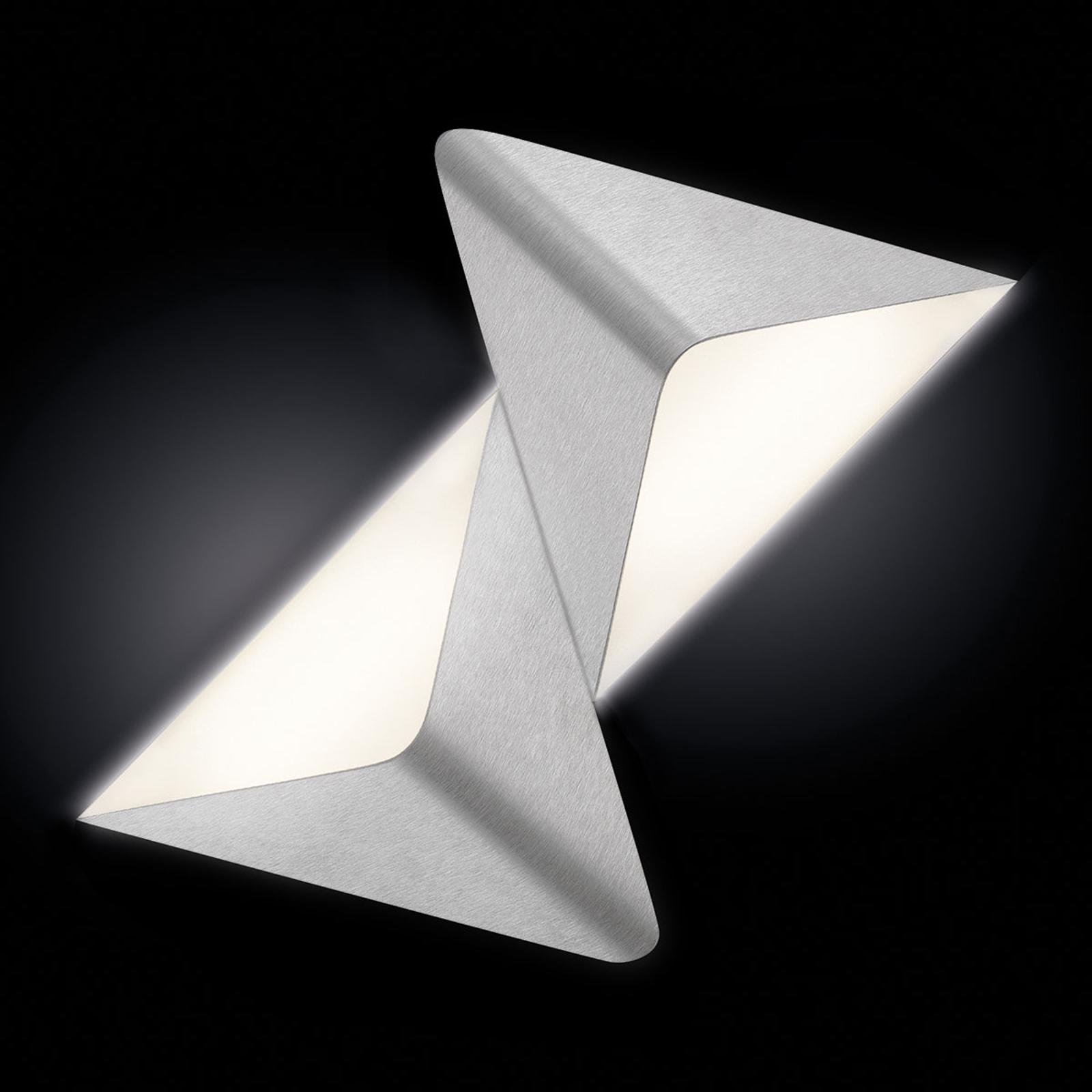 GROSSMANN Delta LED-vegglampe