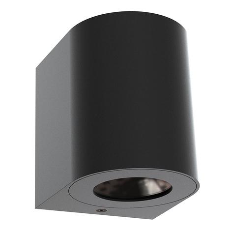 LED-ulkoseinävalaisin Canto 2, 10 cm