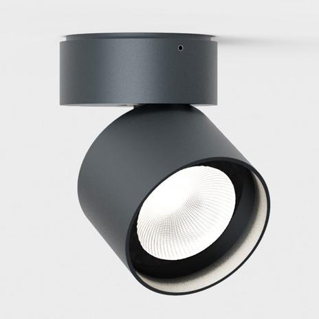 IP44.de Pro wychylany spot zewnętrzny LED