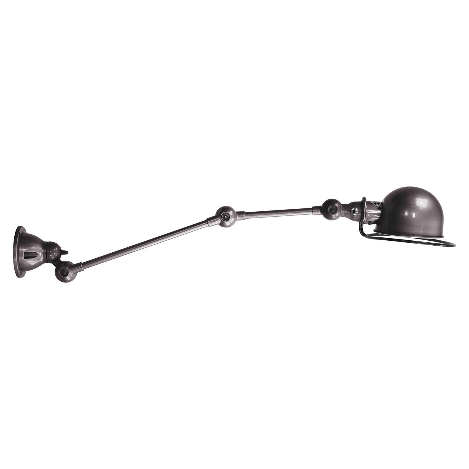 Jieldé Loft D4251 nástěnné světlo, kloub, černá