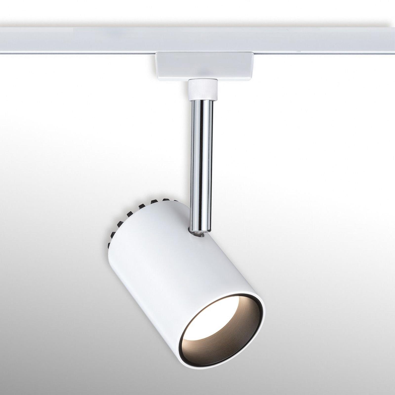 Paulmann URail Shine LED-lyskaster i hvit