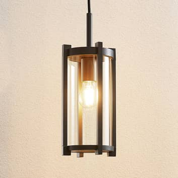 Lucande Brienne lámpara colgante para exterior