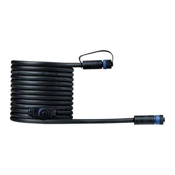 Paulmann Plug & Shine 93927-kaapeli 5m, 1 in/2 out
