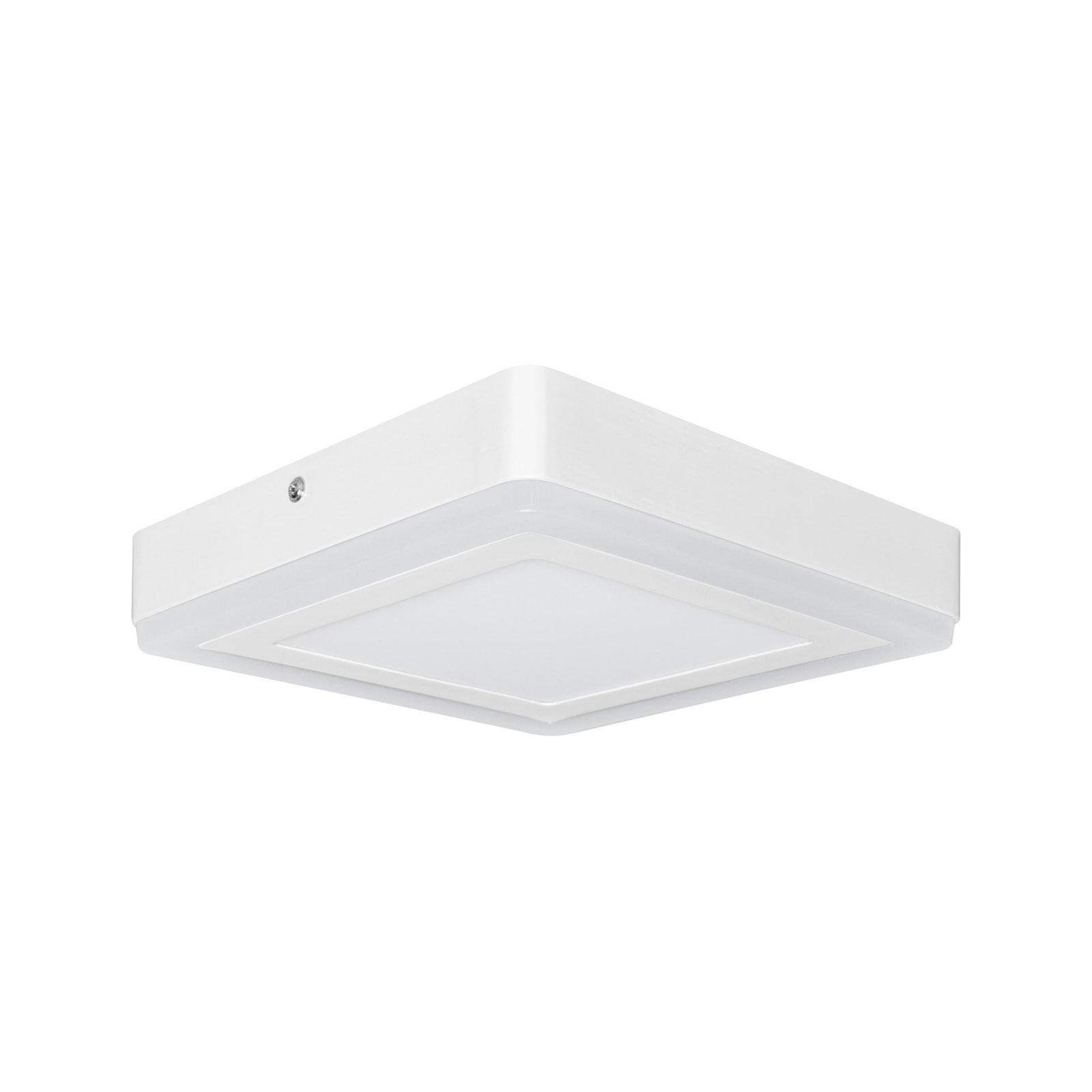 LEDVANCE LED Click White Square plafondlamp 20cm
