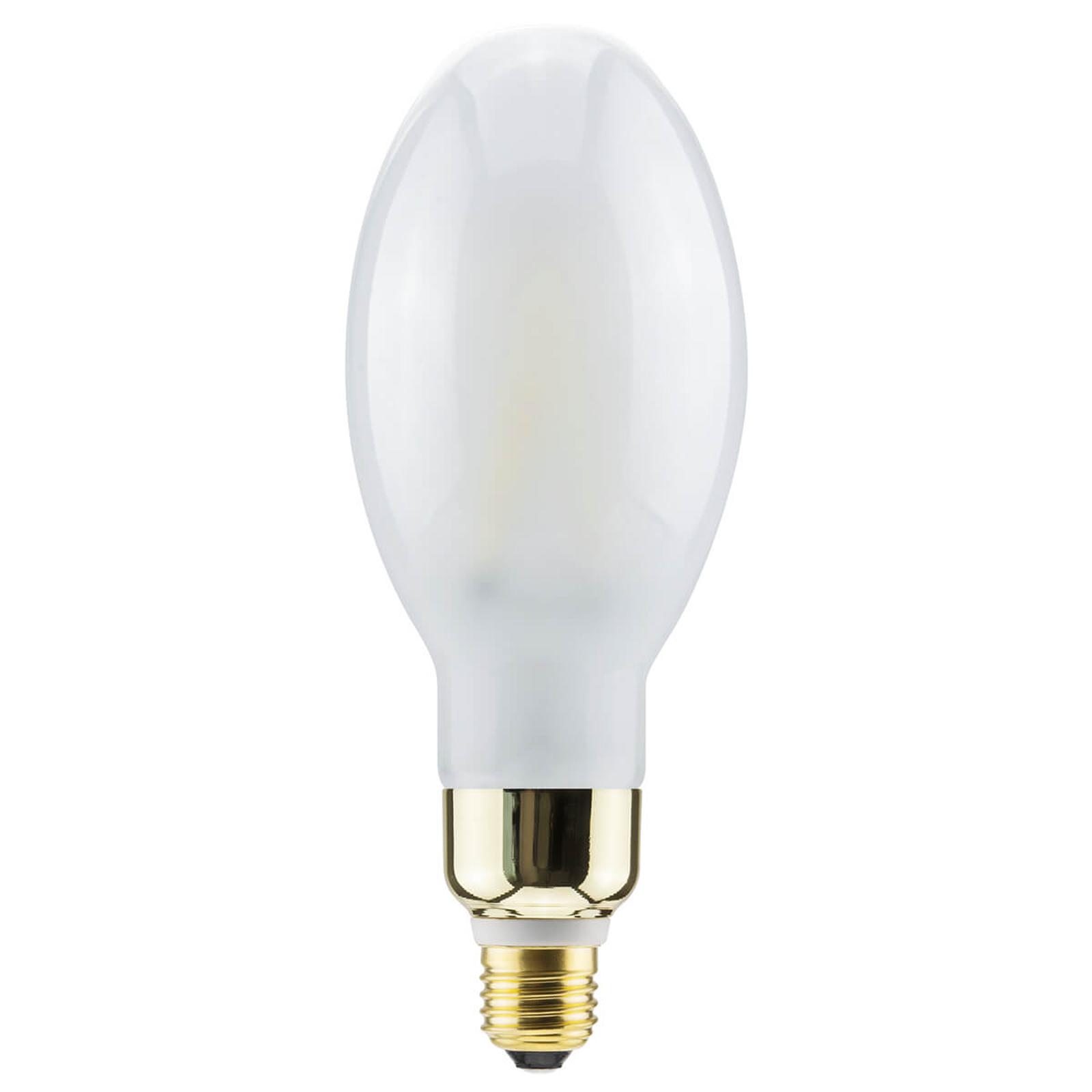 E27 20W 927 LED Ellipse High Brightness satinato