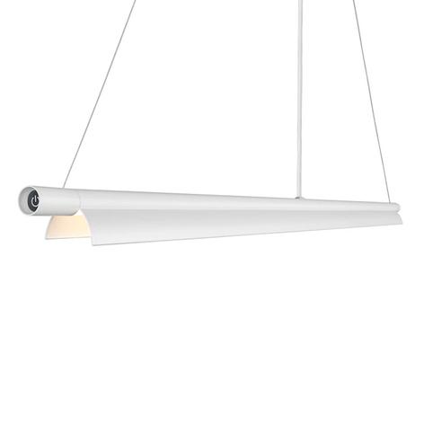 Podlouhlé závěsné LED svítidlo Space B
