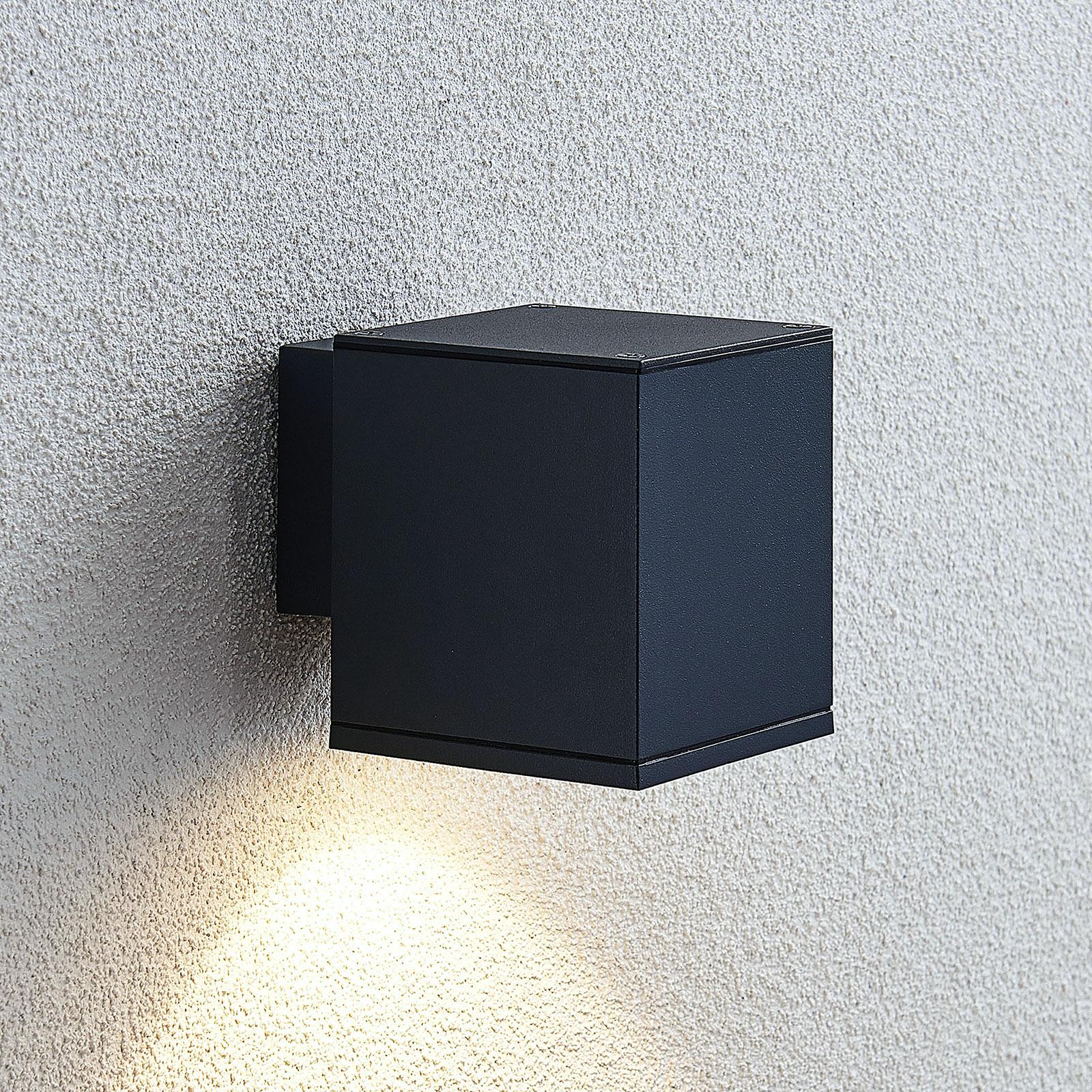 LED-Außenwandlampe Mekita, einflammig