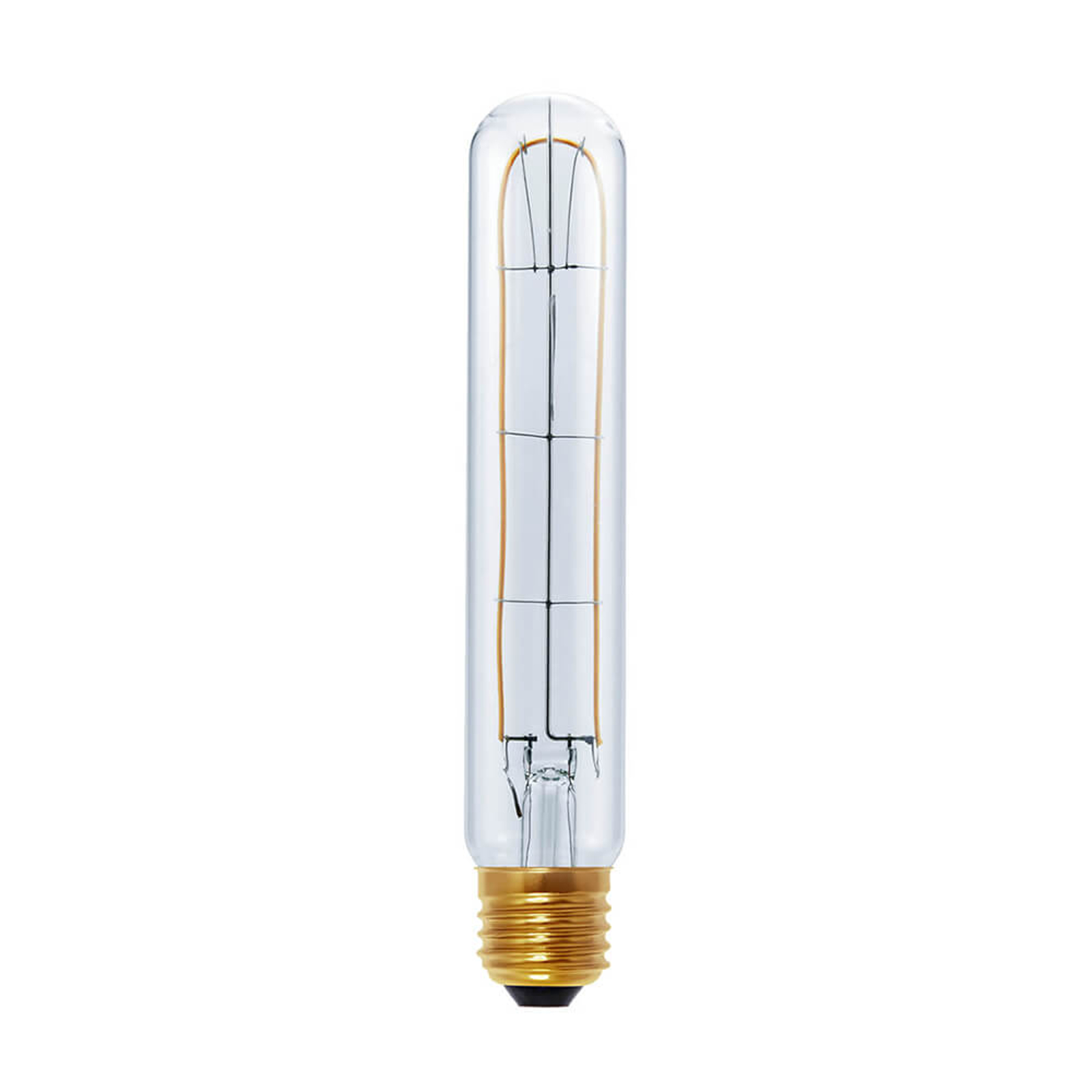 LED-Lampe Tube E27 8W warmweiß , 185 mm