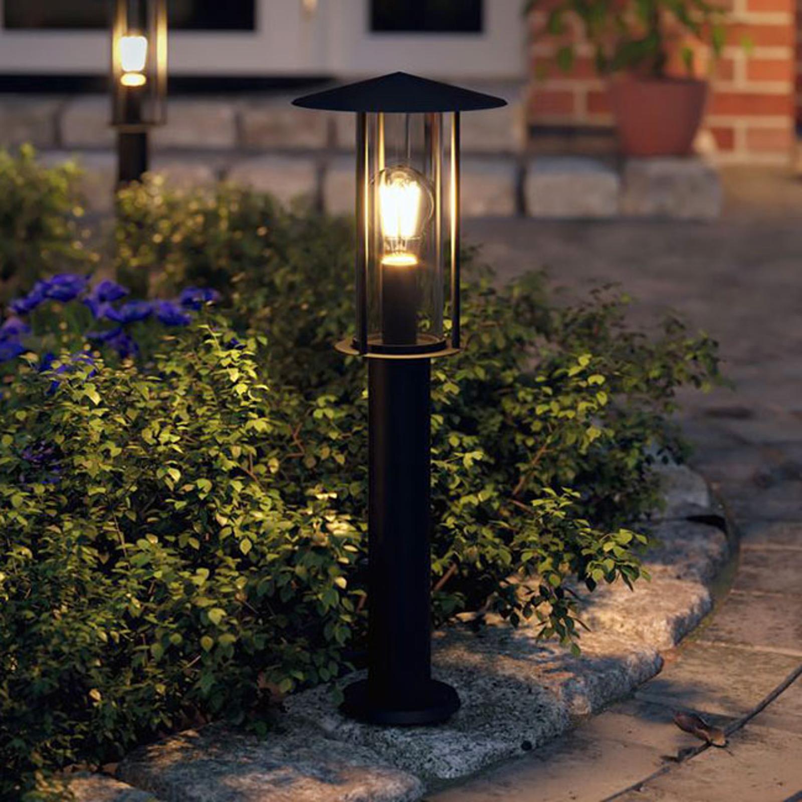 Paulmann Classic soklové světlo z kovu