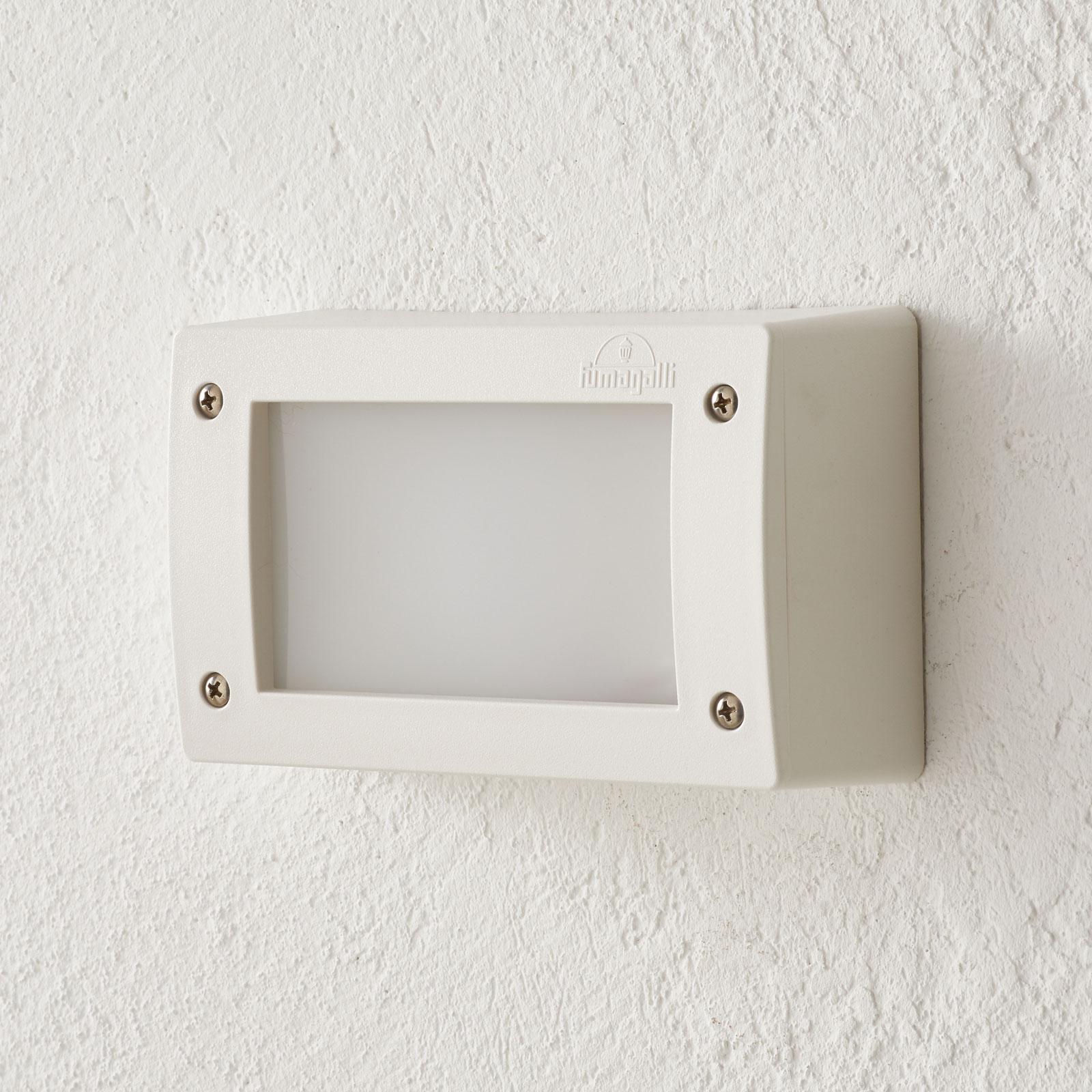 LED-Wandanbauleuchte Extraleti 200, rechteckig