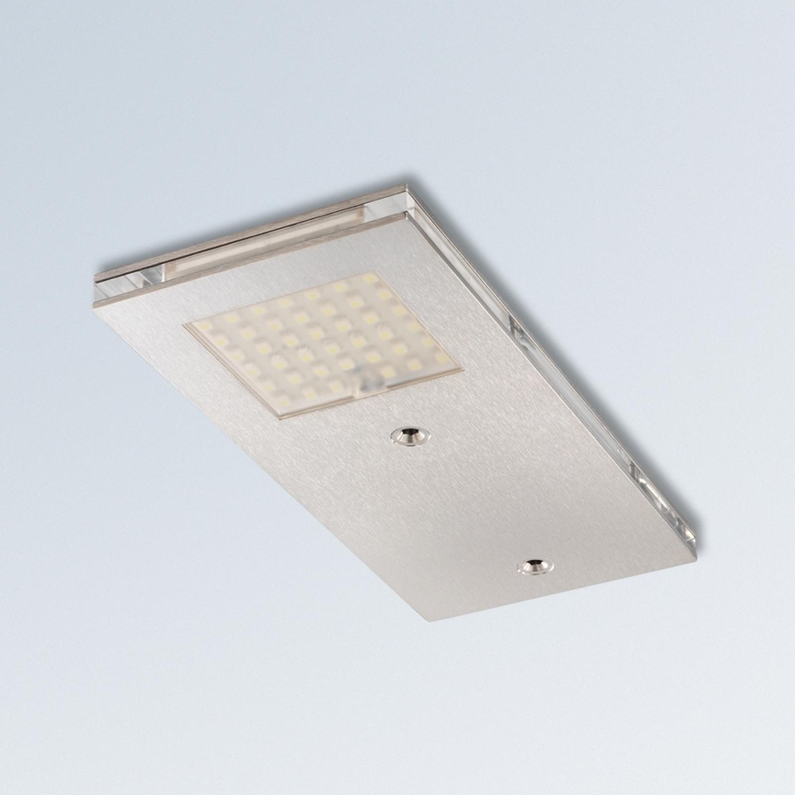 Praktické podhľadové LED svietidlo Flat I 3ks sada