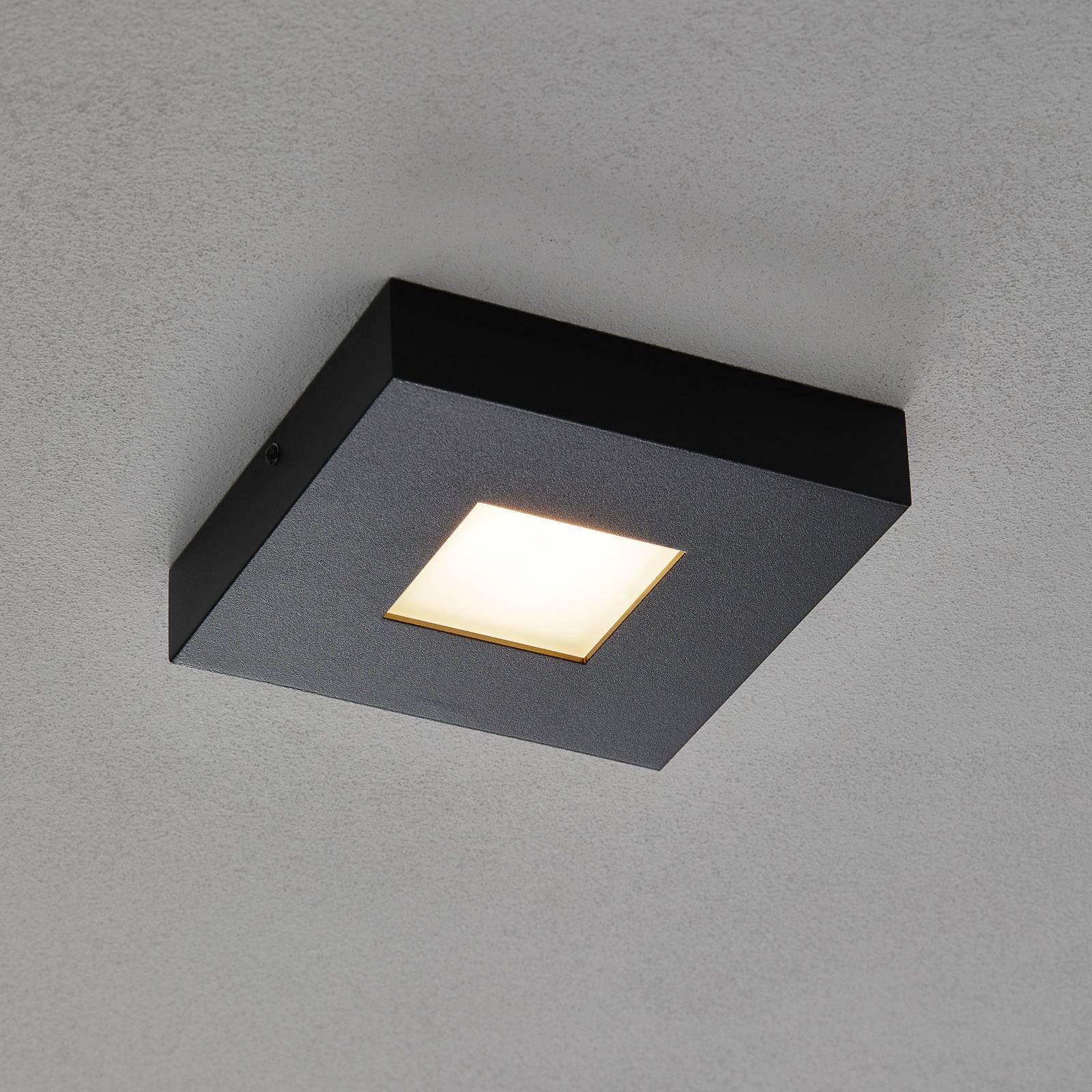 Bopp Cubus - LED-Deckenleuchte in Schwarz