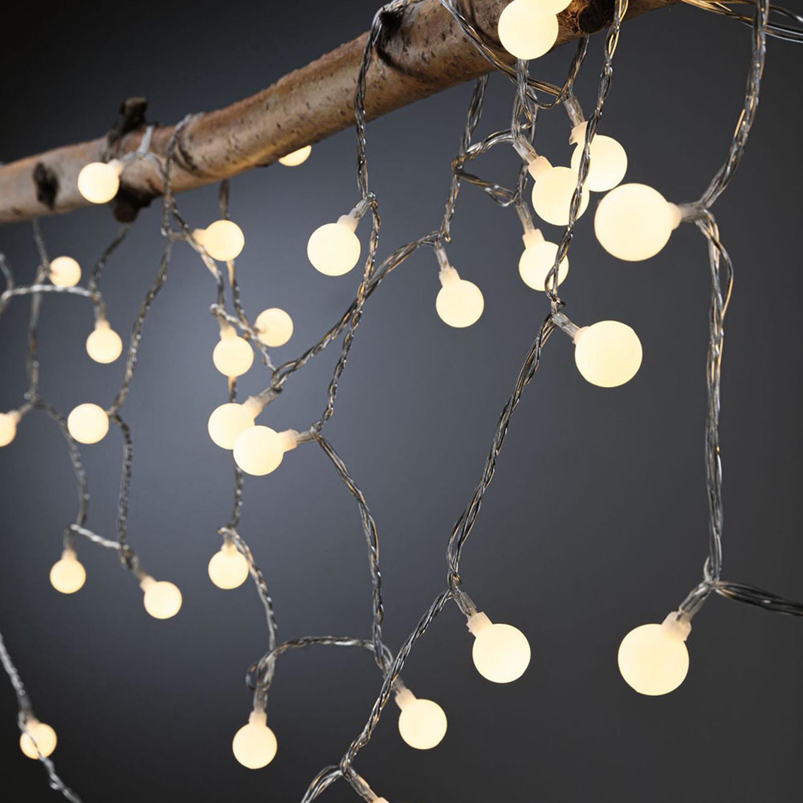 Paulmann Plug & Shine LED-Lichterkette mini, 5 m