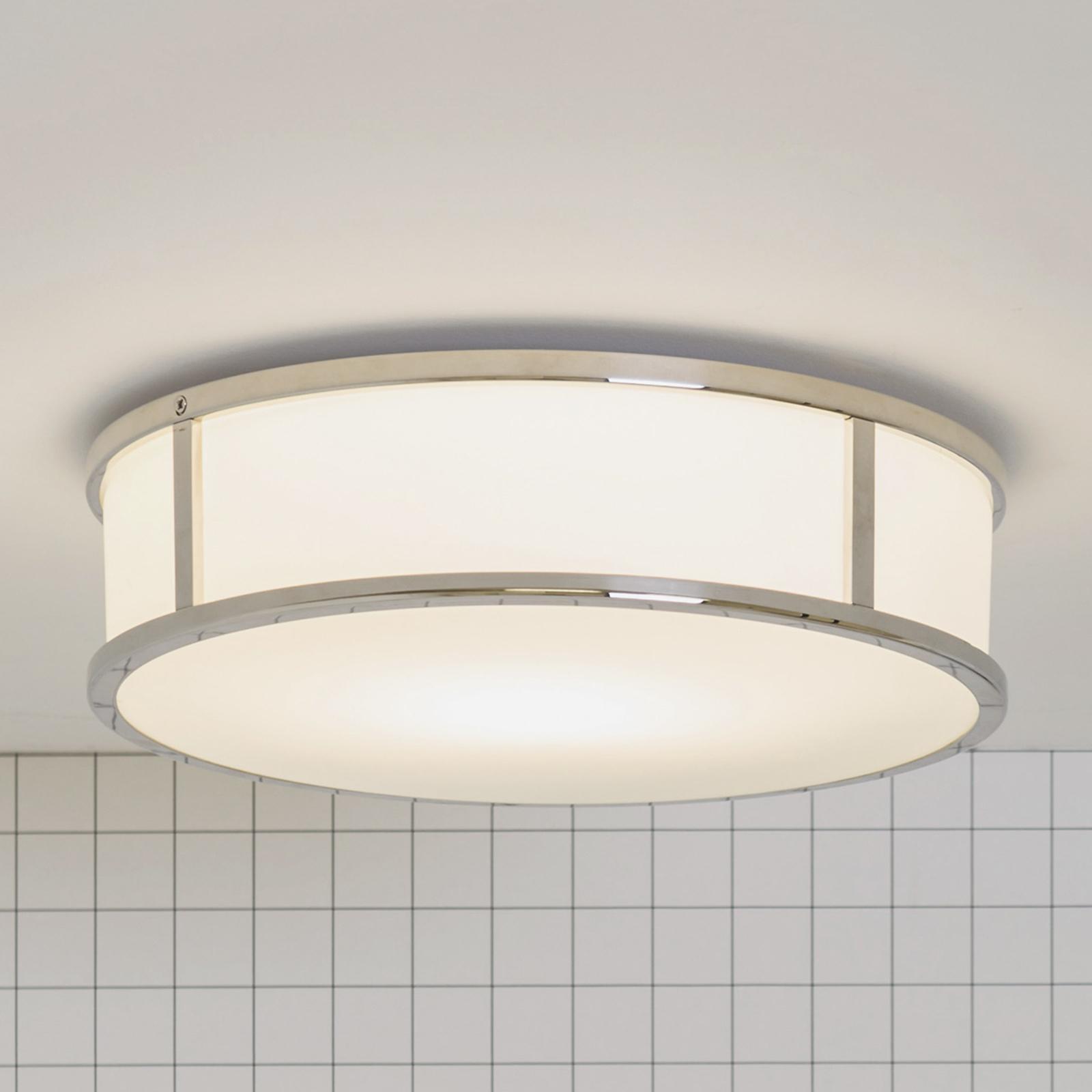 Astro Mashiko Round – lampa sufitowa Ø 30cm chrom